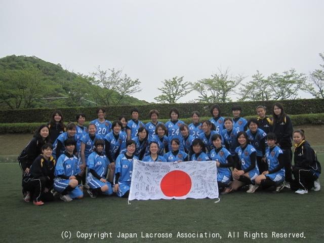 22歳以下女子日本代表