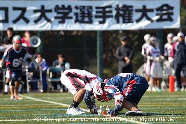 早稲田大学vs北海道大学