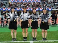 日本代表 vs 米・Winthrop大学