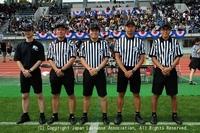 日本代表 vs 米・Hofstra大学