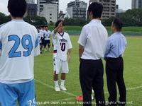 7月17日・開会式(九州ブロック)