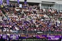 8月12日・女子・明治大vs慶應義塾大