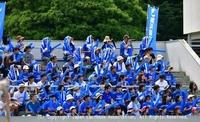 8月14日・女子・明治学院vs横浜国立