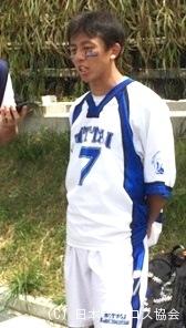 関東学生(男子)・日本体育大・安室選手