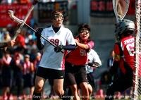 9月10日・女子・明治学院vs日本女子体育