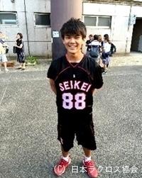 関東学生(男子)・成蹊大・木下選手