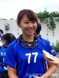 関東学生(女子)・東京学芸大・佐々木(彩)選手