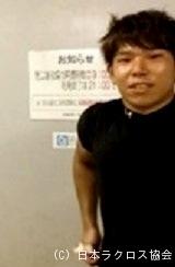 関東学生(男子)・電気通信大・穴見選手