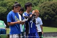 7月31日・男子・久留米vs九州産業