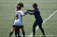 8月11日・女子・北九州市立vs久留米