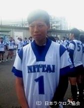 関東学生(女子)・日本体育大・高橋選手