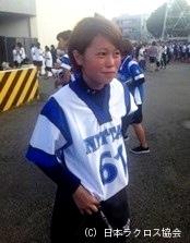 関東学生(女子)・日本体育大・松井選手