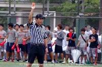 9月18日・男子・帝京大vs慶應義塾高