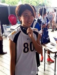 関東学生(女子)・学習院大・石村選手