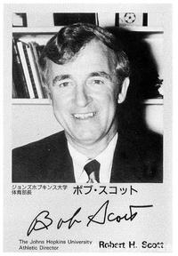 Bob Scott氏
