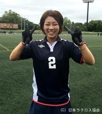 関東学生(女子)・成蹊大・北島選手