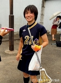 関東学生(女子)・日本女子大・井本選手