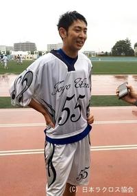 関東学生(男子)・東洋大・小林選手
