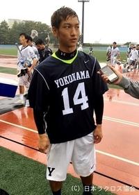 関東学生(男子)・横浜国立大・小宮選手