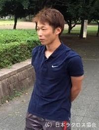 関東学生(男子)・帝京大・高橋選手