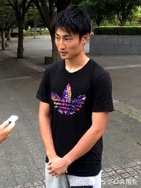 関東学生(男子)・帝京大・関戸選手