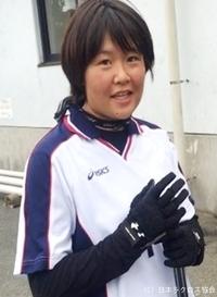 関東学生(女子)・獨協大・行方選手