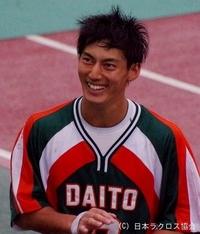 関東学生(男子)・大東文化大・小坂選手