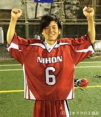 関東学生(男子)・日本大・佐藤選手