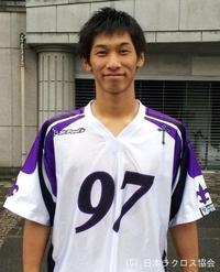 関東学生(男子)・立教大・桑原選手