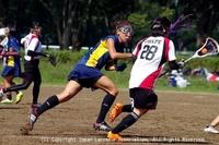 10月2日・女子・日本女子体育vs国士舘