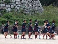 9月25日・女子・福岡女学院vs九州大
