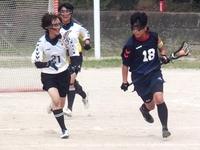9月25日・女子・筑紫女学園vs久留米