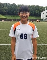 関東学生(女子)・法政大・田中丸選手