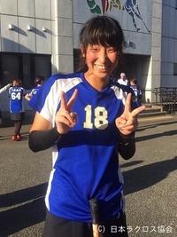 関東学生(女子)・高崎経済大・市川選手