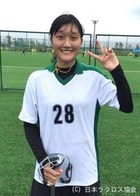 関東学生(女子)・跡見学園女子大・伊藤選手
