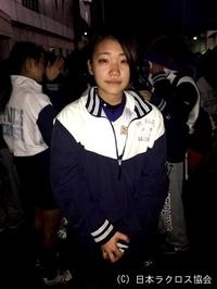 関東学生(女子)・立教大・井上選手