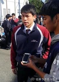 関東学生(男子)・早稲田・後藤選手