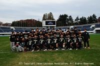 11月27日・慶應義塾大学 vs 神戸大学