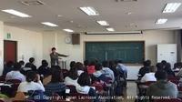 九州・男子ラクロスルール講習会