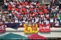 8月6日・女子開幕戦第1試合・関西大vs立命館大