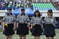 8月6日・女子開幕戦第2試合・同志社大vs関西学院大
