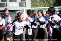 11月12日・女子決勝・同志社大vs関西学院大