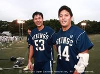 10月22日・男子2位決定戦・Stealers vs VIKINGS