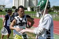 沖縄ラクロス交流試合