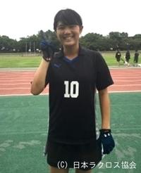 8月28日・辻選手