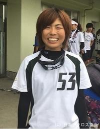 8月28日・忽滑谷選手