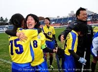 女子・明治vs関西学院
