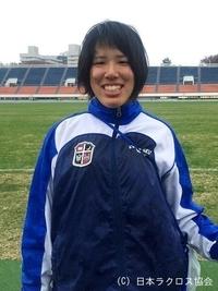 関西学院大学・末澤選手