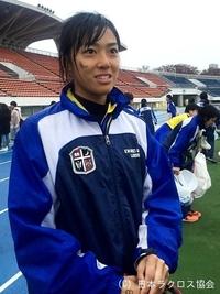 関西学院大学・細川選手