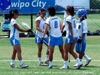 女子第2戦・ニュージーランド戦